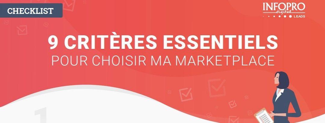 [Checklist] 9 critères pour choisir sa marketplace B2B