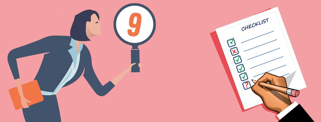 Les 9 critères d'une (bonne) fiche produit
